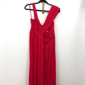 Motherhood Long Maxi Dress Size XL Maternity
